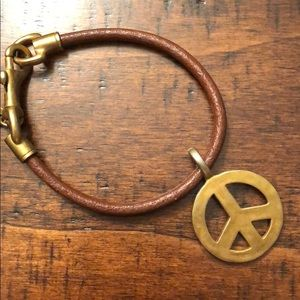 Coach Jewelry - Coach Rope Bracelet